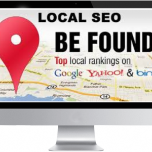 local seo 2 keywords and maps